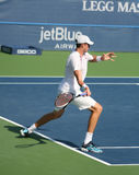 Isner Tennis Forehand Stock Photo