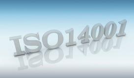 ISO 14001 Stockbild
