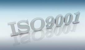ISO 9001 Стоковые Изображения RF