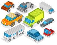 ISO-Auto Lizenzfreies Stockfoto
