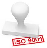 ISO 9001 Royalty Free Stock Photo