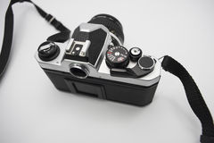 ISO Settings on film camera Royalty Free Stock Image