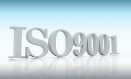 ISO9001 Стоковые Изображения RF