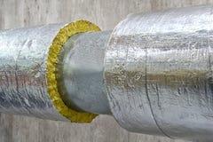 Isolação térmica foto de stock