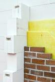 Isolação térmica Imagem de Stock
