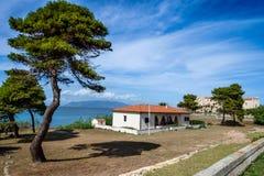 Isola二皮亚诺萨岛 免版税图库摄影