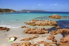 isola Италия maddalena Сардиния Стоковое фото RF