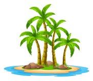 isola royalty illustrazione gratis