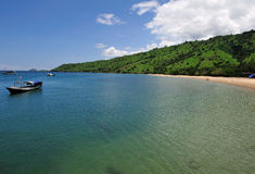 Isola 7 di Komodo Fotografia Stock Libera da Diritti