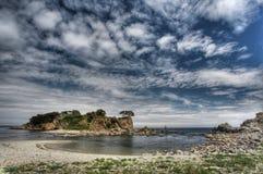 Isola Fotografie Stock Libere da Diritti