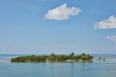 Isola abbandonata immagini stock libere da diritti