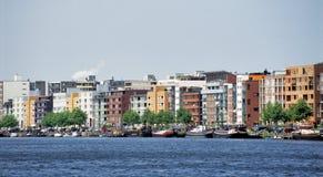 Isola Amsterdam del Java fotografia stock libera da diritti