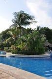 Isola artificiale. fotografie stock libere da diritti