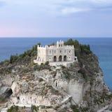 Isola Bella特罗佩亚 库存图片
