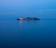 Isola Bella в озере Maggiore Стоковая Фотография
