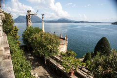 Isola Bella Stock Photo