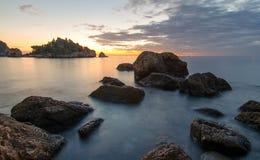Isola Bella Fotografia Stock
