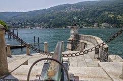 Isola Bella Imagen de archivo libre de regalías
