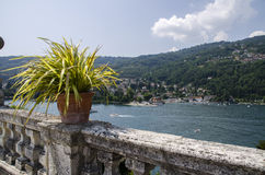Isola Bella Foto de archivo