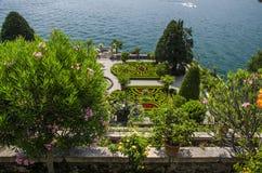 Isola Bella Fotos de archivo