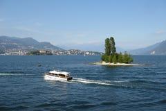 Isola Bella Lizenzfreies Stockbild