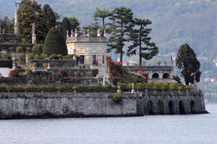 Isola Bella close up Stock Photography