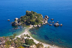 Isola bella Island royalty free stock image