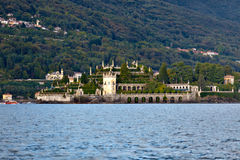Isola Bella Island, Italy Stock Photography