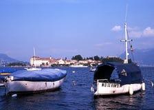 Isola Bella Island, Italy. Stock Image