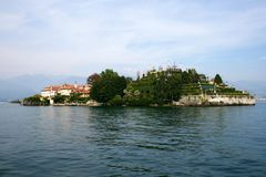 Isola Bella royalty free stock image