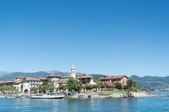 Isola Bella, Italië Royalty-vrije Stock Afbeeldingen