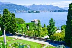 Isola Bella Italia Imagen de archivo libre de regalías