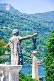 Isola Bella Italia Fotografía de archivo libre de regalías