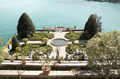 The Isola Bella in Lago Maggiore Royalty Free Stock Images