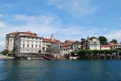 Isola Bella, lago Maggiore Fotos de archivo