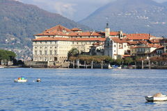 Isola Bella on Lago Maggiore Royalty Free Stock Photography