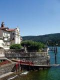 Isola Bella Lago Maggiore Italië Royalty-vrije Stock Foto