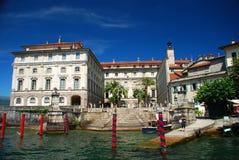 Isola Bella, lago Maggiore, Italia Imagenes de archivo