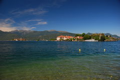 Isola Bella, lago Maggiore, Italia Imagen de archivo