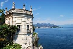 Isola bella, lago maggiore, Italien Stockfotografie