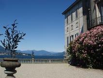 Isola Bella Lago Maggiore Italy Stock Images