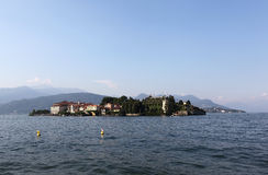 Isola Bella Lago Maggiore. Włochy. zdjęcie royalty free