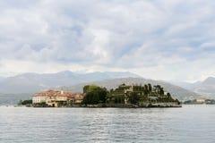 Isola Bella no lago Maggiore fotografia de stock royalty free