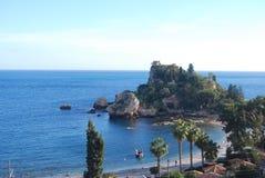 Isola  Bella, Sicily - Italy Stock Photos