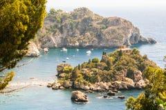 Isola Bella Taormina στοκ φωτογραφίες με δικαίωμα ελεύθερης χρήσης