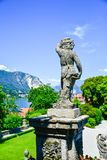 Isola Bella Włochy Obraz Royalty Free