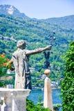 Isola Bella Włochy Fotografia Royalty Free