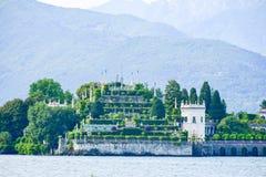 Isola Bella Włochy Zdjęcie Royalty Free