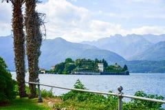 Isola Bella Włochy Zdjęcia Royalty Free