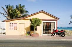 Isola Colombia del San Andres di architettura Fotografia Stock